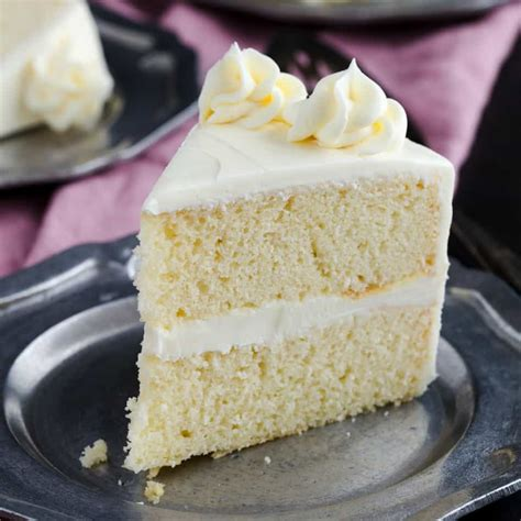 vanilla cake homemade vanilla cake recipe baked by an introvert
