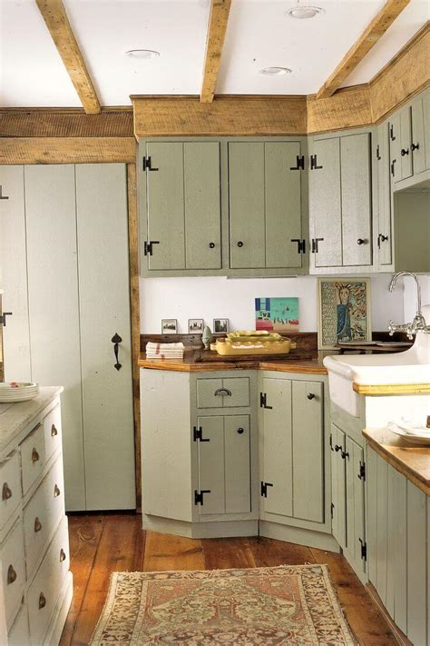green kitchen cupboards 35 best farmhouse kitchen cabinet ideas and designs for 2018 1401