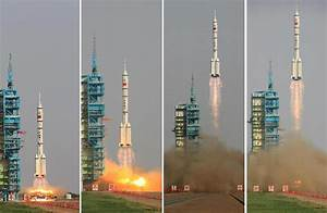Shenzhou-9 blasts off - CNTV English