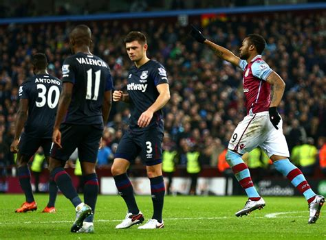 Aston Villa vs West Ham match report: Jordan Ayew earns a ...