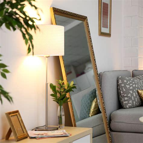 osez  miroir dans votre salon pour une deco design