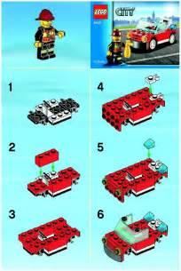 LEGO Car Instructions