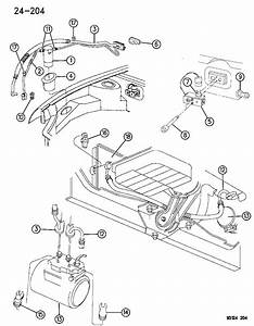 Service Manual  Ac Repair Diagram 1999 Chrysler Concorde