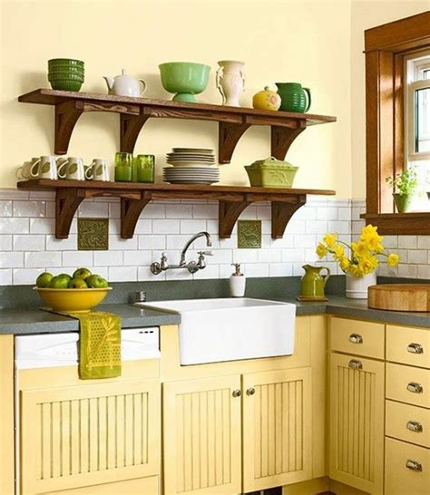 meuble cuisine jaune peinture element cuisine meilleures images d 39 inspiration