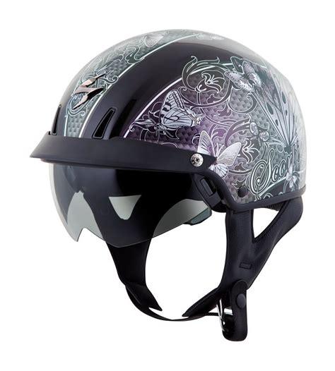 womens motocross helmet 139 95 scorpion womens exo c110 exoc 110 mariposa half