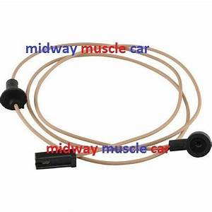 Fuel Gas Tank Level Sender Sending Unit Wire Wiring