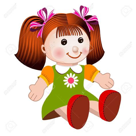 Toy Doll Clipart  Google Search  Toy Store Pinterest
