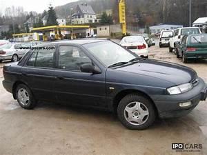 Kia Sephia 1 5 1997