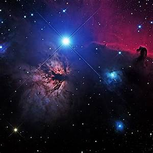Flame Nebula Orion Constellation - Pics about space