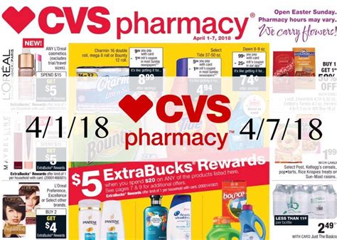 Cvs Sales by Cvs Sales Ad Scan 4 1 18 4 7 18 Page 2 Here S Your Savings