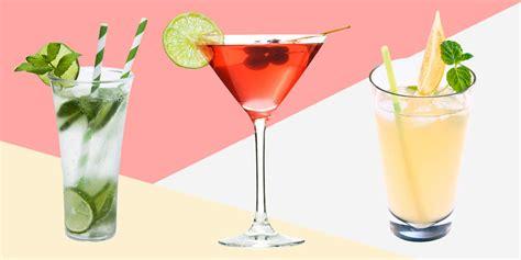 40 Easy Summer Cocktail Recipes  Refreshing Summer Drinks