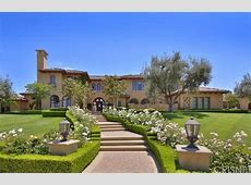 $9995 Million Newly Listed Mediterranean Mansion In