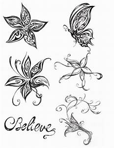 Butterfly Tattoos and Designs| Page 292