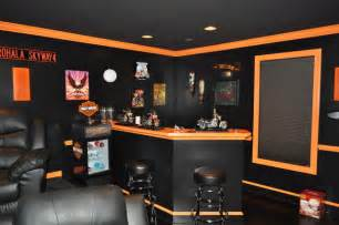 cave bathroom decorating ideas harley davidson themed theater