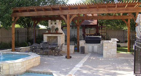 outdoor kitchens outdoor living dallas fort worth