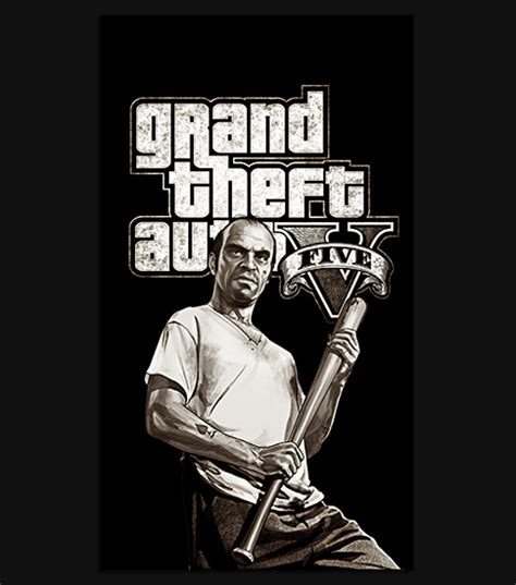 Gta 5 Hd Wallpapers For Iphone