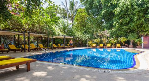 Tropica Bungalow Hotel  Patong Beach  Vakantie Thailand