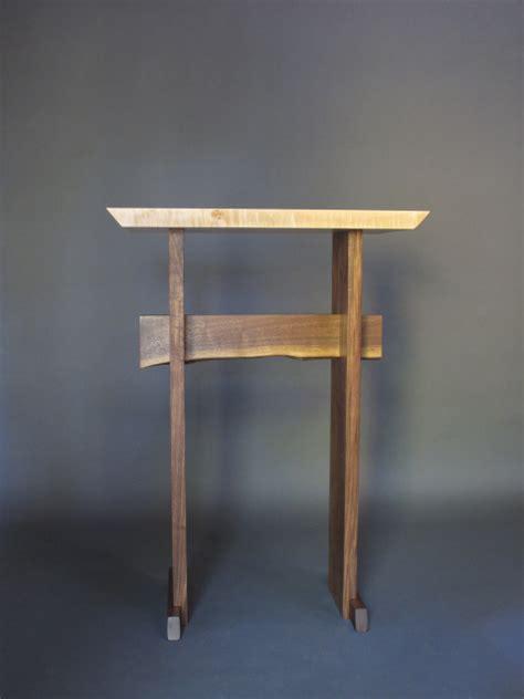 stand  desk modern wood writing desk tall desk