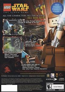 Lego Star Wars Box Shot For Playstation 2 Gamefaqs