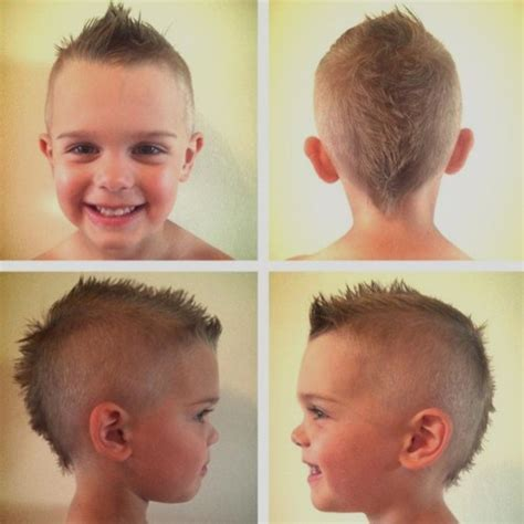 Kid Mohawk Hairstyles by 20 Awesome And Edgy Mohawks For