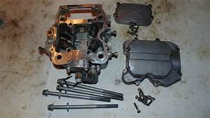 1998 Polaris 425 Magnum 2x4 Engine Motor Top End Head