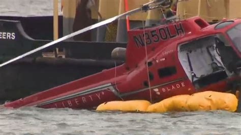 Illinois Native Identified In New York Helicopter Crash