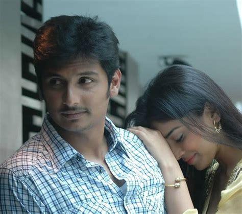 actor jeeva comedy jeeva shriya in rowthiram tamil movie latest stills