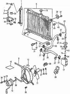 Honda Online Store   1982 Accord Radiator