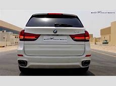 BMW X5 F15 50i with AC Schnitzer Exhaust at