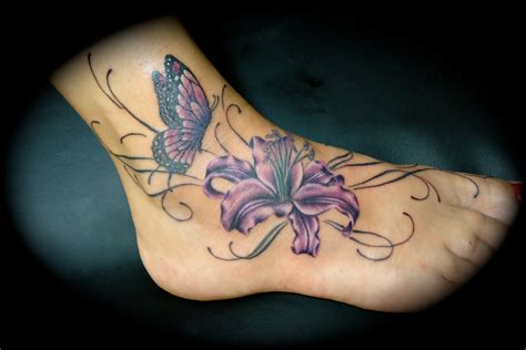 lily tattoo images pictures  ideas