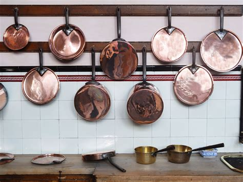 buying  copper pots  pans extra crispy