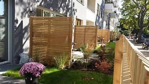 Billiger Sichtschutz Für Garten : sichtschutz markpine holzindustrie nahmitz ~ Sanjose-hotels-ca.com Haus und Dekorationen