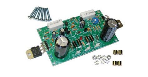 modulo amplificatore