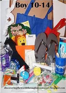 Operation Christmas Child Box Ideas on Pinterest