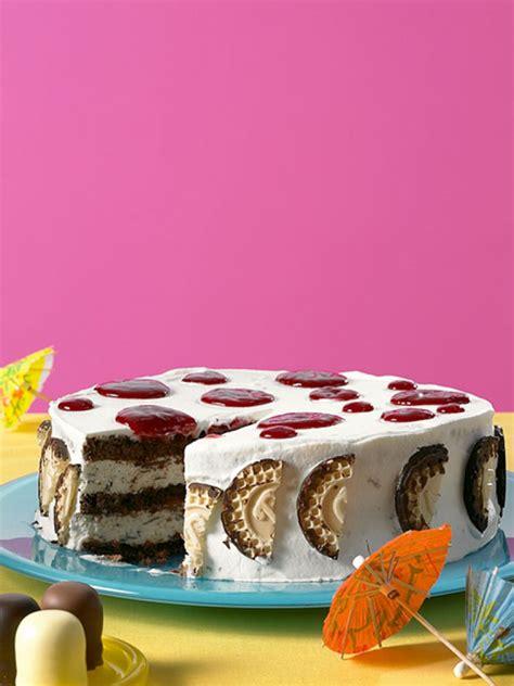schokokuss torte rezept essen und trinken
