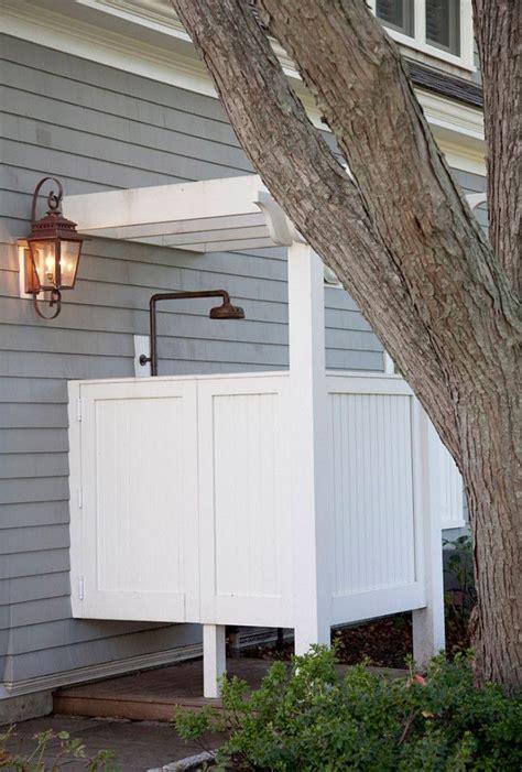 Outdoor Shower Ideas 4  Bee Home Plan
