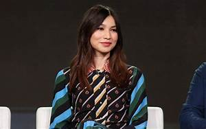 Gemma Chan - AMC's 'Humans' Panel, TCA Winter Press Tour ...