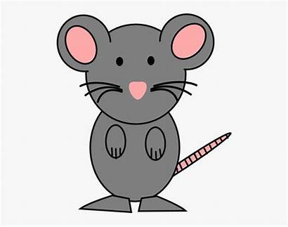 Mouse Clipart Clip Rat Cartoon Give Cookie