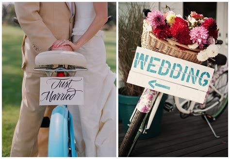Before The Big Day Wedding Theme Bicycles