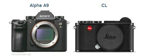 comparison sony alpha   nikon  cameracreativcom