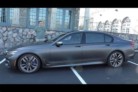 Most Luxurious Bmw by The Bmw M760i Is The Most Expensive Bmw