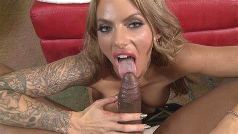 Now Giving Some Nice Pole Muffdiving Juelz Ventura Giving Incredible Fellatio For That Negress Meat