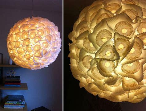 lampadari fai da te  idee semplici dal design originale