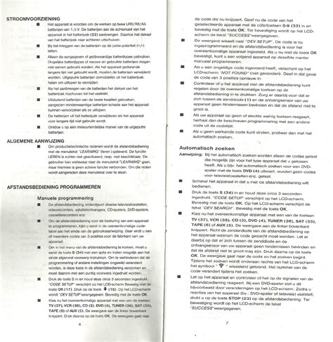 handleiding watson rc 9206 pagina 3 14 nederlands