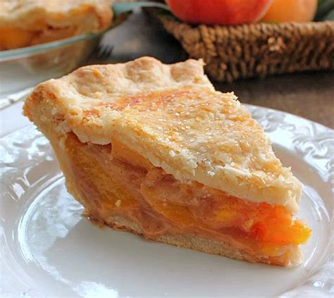 The Perfect Peach Pie Bunny Warm Oven