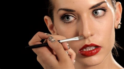 nose  thinner makeup tips youtube