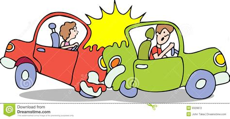 cartoon car crash traffic accident clipart clipground