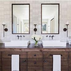 80+ Wonderful Modern Farmhouse Bathroom Design Ideas