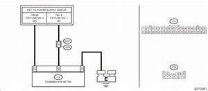 Subaru Crosstrek Service Manual - Dtc B1501 Power Supply System Error Detection