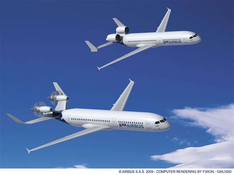 future aircraft in which to develop new technologies that could define future aircraft